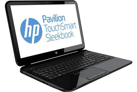 Ultrabook HP Pavilion Sleekbook 15-b105sg (15,6'', Intel Core-i5, 4 GB RAM) für 499 € - Spart euch 14%!