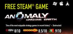 "Steam-Spiel ""Anomaly: Warzone Earth"" (Windows, Mac, Linux) gratis via Facebook"