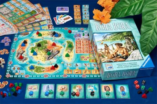"""Brettspiel """"Bora Bora"""" von Ravensburger ab 23,90 € vorbestellen - bis zu 33% sparen"""