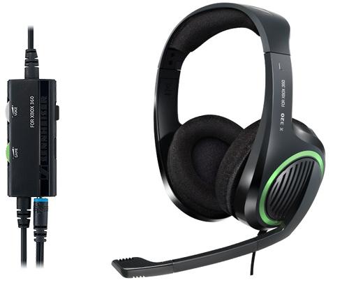 Xbox 360 Gaming-Headset Sennheiser X 320 für 44,99 € *Update* jetzt für 34 € - 13% sparen