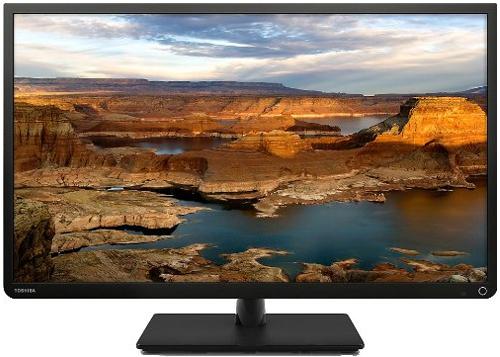 LED-Backlight-TV Toshiba 32W2333 für 222 € - Einsteigermodell mit Dual-Tuner