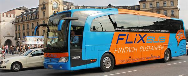 Exklusiv: 5 € Gutschein für Flixbus mit 5 € MBW
