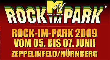Rock im Park 2009 Tickets für 74,50€ - 50% Ermäßigung