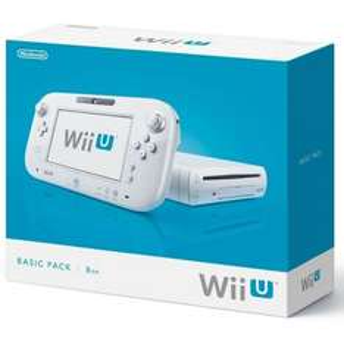 Nintendo Wii U (Basic Pack) für 178 Euro bei Conrad!