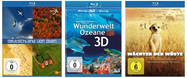 Film- und Serienangebote bei Amazon - z.B. günstige Boxsets oder 3 TV-Serien-Staffeln für 24 €