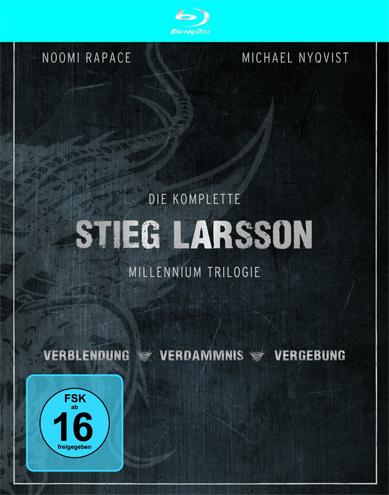 Stieg Larsson: Millenium Trilogie (Blu-ray) ab 7,99 € bei Saturn - bis zu 38% sparen