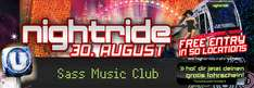 Nightride-Event 2013 in Wien - am 30. August 2013 *Update* heute ab 19 Uhr