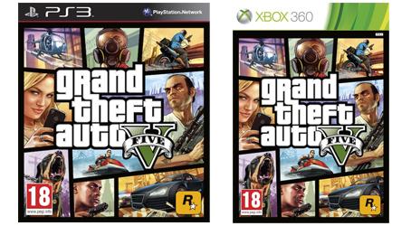 Grand Theft Auto V (Xbox 360, PS3) für 44,43 € vorbestellen *Update* bis zu 28% sparen