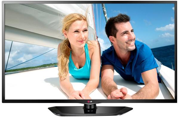 LED-Backlight-TV LG 50LN5708 (Triple-Tuner, Smart TV) für 579,99 €