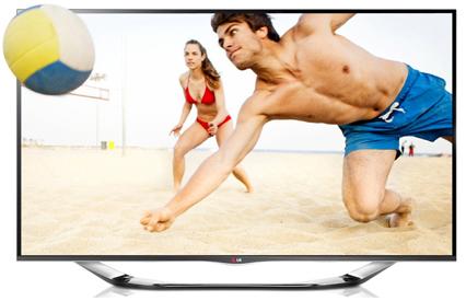 LG 47LA6918 (3D, WLAN, Triple-Tuner, Smart TV) für 699 € *Update* jetzt 22% sparen
