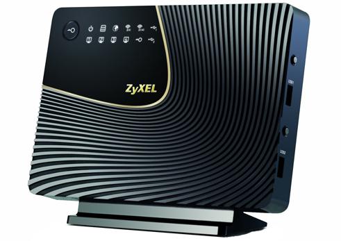 Dualband-Router Zyxel NBG6716 mit bis zu 1300 MBit/s via WLAN für 95,90 € *Update* 21% sparen.
