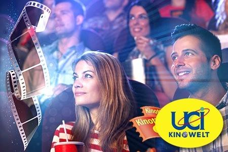 5 Kinogutscheine von UCI Kinowelt ab 27 € - 50% Ersparnis *Update*