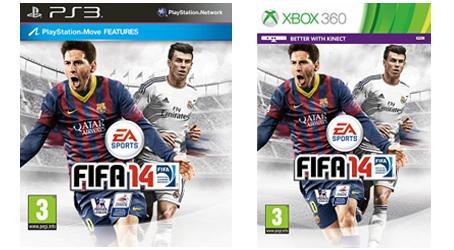 FIFA 14 (PS3, Xbox 360) ab 45,25 € aus Großbritannien vorbestellen *Update*