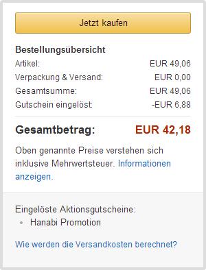 Kingdom Builder (Spiel des Jahres 2012) + 2 Erweiterungen für 42,18 € + Hanabi (Spiel des Jahres 2013) gratis