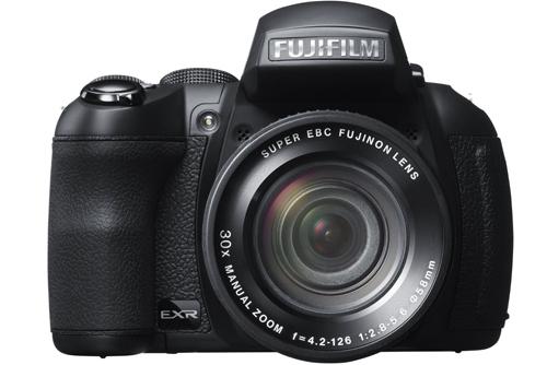 Bridge-Kamera Fujifilm FinePix HS30 (16 MP, 30x opt. Zoom) für 242 € *Update* jetzt für 230 €