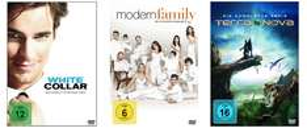 Amazon: Blu-ray-Steelbooks unter 10 € oder 2 TV-Serien-Staffeln für 20 €