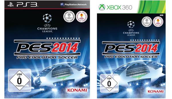 Pro Evolution Soccer 2014 (Xbox 360, PS3) für 39,99 € - bis zu 17% sparen *Update* Xbox 360-Version für 26,37 €
