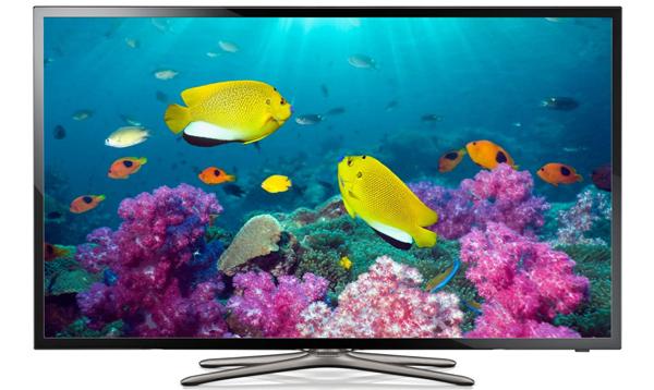 Samsung UE50F5570 - LED-Backlight-TV mit Triple-Tuner, WLAN & Smart TV für 625,89 € - 16% sparen