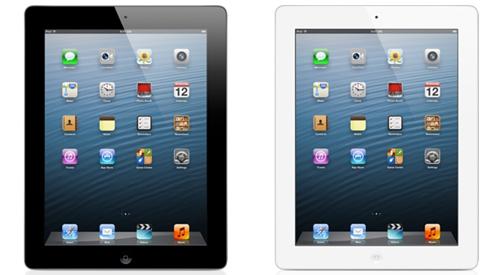 Apple iPad 4 (16 GB, WiFi, Retina-Display, refurbished) für 359 € *Update* jetzt für 328,06 € - 26% sparen