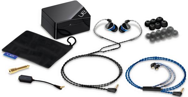 In-Ear-Ohrhörer Logitech UE 900 für 199,99 € - 38% Ersparnis zum Bestpreis