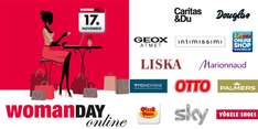 Super! Woman Day Online am 17. November 2013 - alle Gutscheine im Überblick *Update*