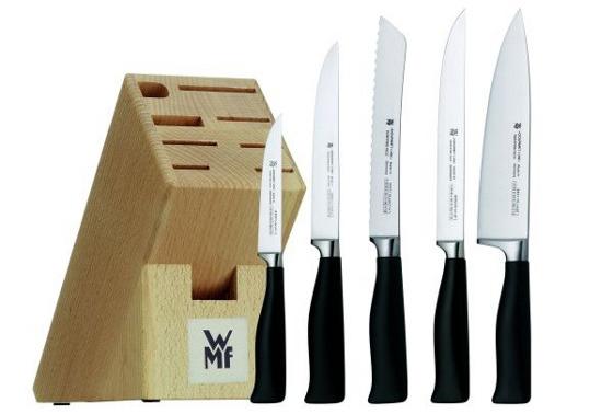 WMF-Schnäppchen: Besteckset Dune (24-teilig) für 30 € bei Möbelix oder Messerblock für 101 € *Update*