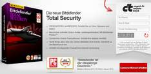 Top! Bitdefender Internet Security 2014 ein Jahr lang kostenlos *Update* jetzt 6 Monate gratis
