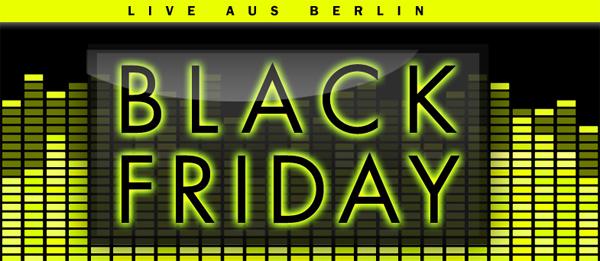 Black Friday: Teufel-Lautsprecher mit guten Rabatten kaufen