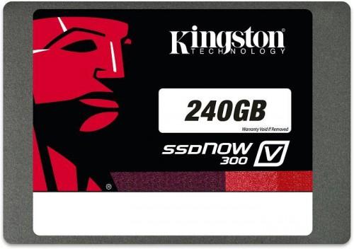 Kingston SSDNow V300 (240 GB) für 111 € bei DiTech - 22% sparen