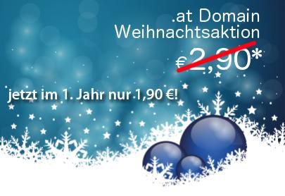 Easyname: .at-Domain im 1. Jahr für nur 1,90 € nutzen - mit exklusivem Gutschein