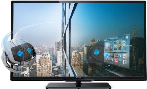 Philips 40PFL4418K - LED-Backlight-TV mit 3D, Triple-Tuner & WLAN für 418,99 € - 16% sparen