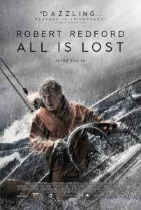 "Fast kostenlose Kinotickets zu ""All is Lost"""