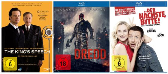 Amazon: Ausgesuchte Universum Filme auf DVD & Blu-ray zum guten Preis