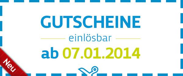 Westbahn: mit Gutscheinen ab sofort bis zum 28. Februar 2014 sparen