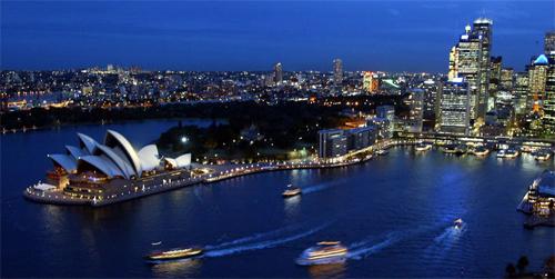 Günstige Flüge nach Australien - Melbourne ab 457€ und Sydney ab 469€