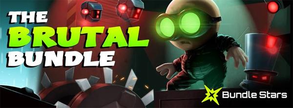 Bundle Stars - The Brutal Bundle mit 10 Spielen für 4,37 € - z.B. Tropico 4 oder Port Royale 3