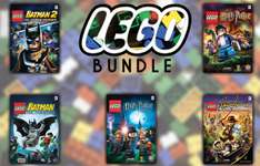 The LEGO Gamer Bundle For Mac für 29,32 € bei StackSocial - 65% Ersparnis