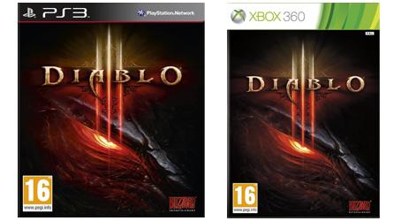 Diablo 3 + Steelbook (PS3, Xbox 360) für 29,97 € oder für PC für 22,97 bei Amazon - bis zu 32% sparen