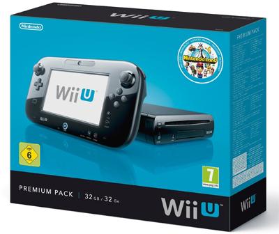 Nintendo Wii U Premium Pack mit Nintendo Land für 224 € bei Amazon UK