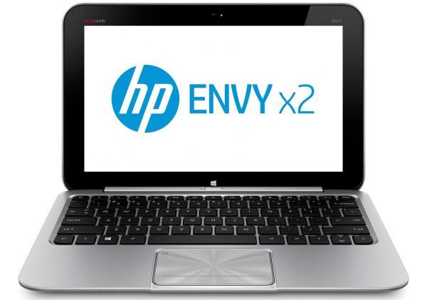 Convertible-Ultrabook HP Envy x2 11-g040eg für 555 € statt 728,88 €