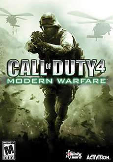 CoD 4: Modern Warfare (Win / Mac) als Steam-Code für nur 5,97 € bei Amazon!