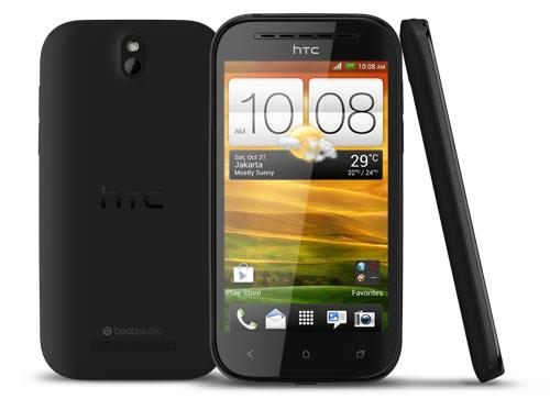 HTC Butterfly in braun für 249 € bei Media Markt Deutschland - 22% Ersparnis
