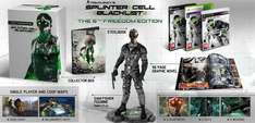 Tom Clancy's Splinter Cell: Blacklist - The 5th Freedom Edition (PS3 / PC) für 10 €