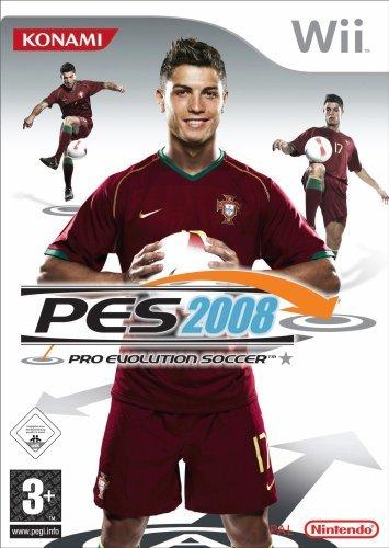 [Wii][PC] Pro Evolution Soccer 2008 für 10€