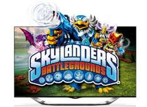 LG 42LA6918 (3D, WLAN, Triple-Tuner) + Skylanders Battlegrounds für 549,99 € - 23% sparen