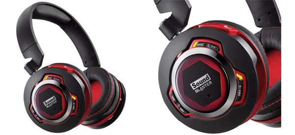 Wireless 7.1 Gaming-Headset Creative Sound Blaster Evo ZxR für 222 € *Update* jetzt für 155 € - 21% sparen