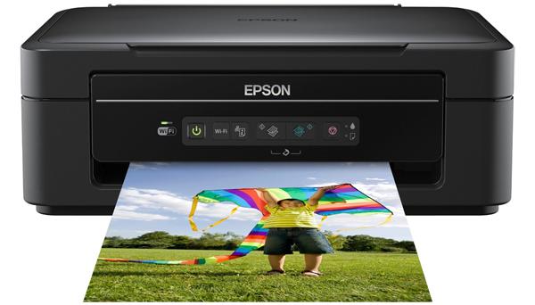 3-in-1-Multifunktionsgerät Epson Expression Home XP-205 für 39 € - 44% sparen