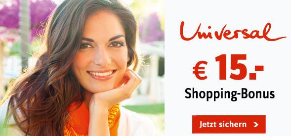 Universal: Einige sehr gute Angebote durch 15 € Gutschein mit 34 € MBW - z.B. Mario Kart DS für 21,99 €