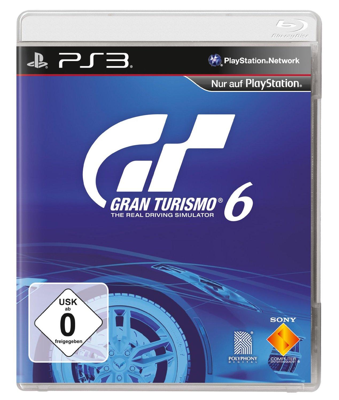 Gran Turismo 6 (PS3) ab 34,44 € - bis zu 14% sparen