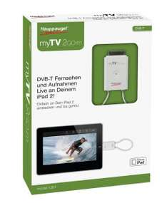 Hauppauge myTV 2GO-m DVB-T-Empfänger für Apple iPhone/iPad für 39,89 € - 24% sparen